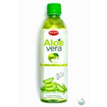 Aleo zöldalmás aloe vera ital 500 ml