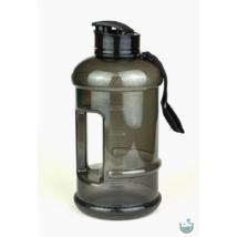BPA mentes műanyag kulacs 1,3 l (fekete)