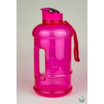 BPA mentes műanyag kulacs 1,3 l (rózsaszín)