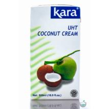 Kara UHT kókusztejszín (kókuszkrém) 500 ml