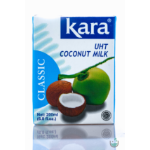Kara classic UHT kókusztej 200 ml