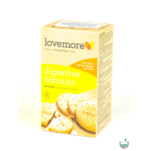 LoveMore háztartási keksz 175 g (gluténmentes)