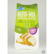 Naturbit Alfa-Mix gluténmentes lisztkeverék 1000 g