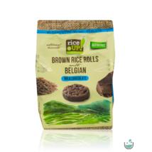Rice UP! tejcsokoládés barna rizs snack 50 g