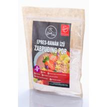 Szafi Free epres-banán ízű zabpuding por 300g