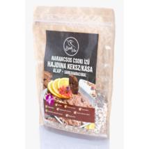 Szafi Free narancsos csoki ízű hajdina keksz- és kása alap-sárgabarackkal 200g