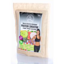 Szafi Free barna rizscsíra-fehérjepor protein smoothie 300g