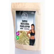 Szafi Free barna rizscsíra fehérjepor natúr-ízesítetlen 300g