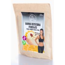 Szafi Free barna rizscsíra fehérjés főzés nélküli kása alap 240g