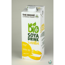 The Bridge bio vaníliás szójaital 1000 ml
