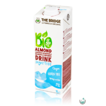 The Bridge bio cukormentes mandulaital 1000 ml