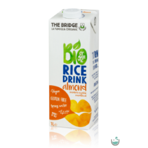 The Bridge bio mandulás rizsital 1000 ml
