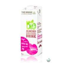 The Bridge bio mandulaital 1000 ml (3%-os szárazanyag-tartalom)
