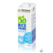 The Bridge bio natúr rizsital 1000 ml