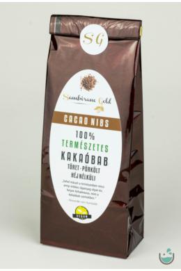 Sambirano Gold – Pörkölt kakaóbab töret 100 g