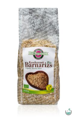BiOrganik Bio Kerekszemű barna rizs 500 g