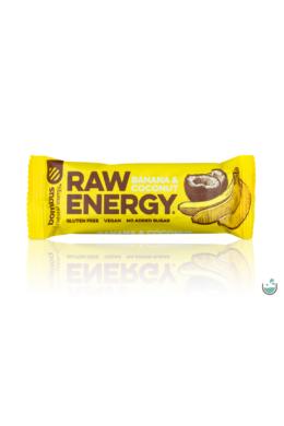 Bombus nyers energia szelet banán & kókusz 50 g