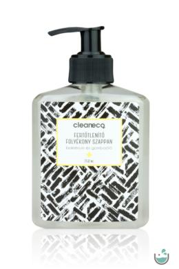 Cleaneco fertőtlenítő folyékony szappan – baktérium és gombaölő 250 ml