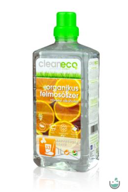 Cleaneco organikus felmosószer – narancsolaj illatú 1000 ml