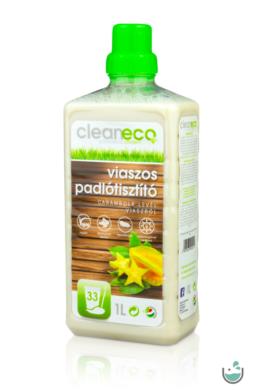 Cleaneco viaszos padlótisztító 1000 ml