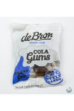 DeBron glutén- és cukormentes kólás gumicukor 100 g