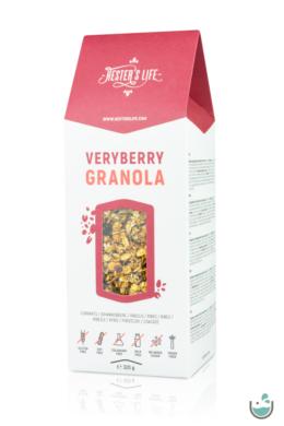 Hester's life veryberry granola - ribizlis granola 320 g