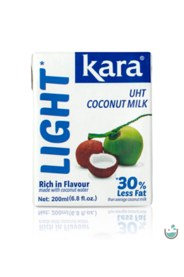 Kara classic UHT kókusztej Light 200 ml