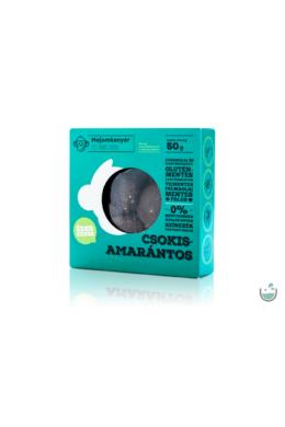 Majomkenyér csokis-amarántos paleokeksz 50/100 g