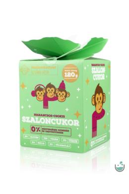 Majomkenyér narancsos-csokis szaloncukor 120 g – Natur Reform