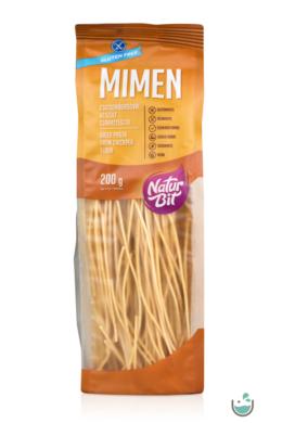 MiMen Csicseriborsó tészta spagetti 200 g