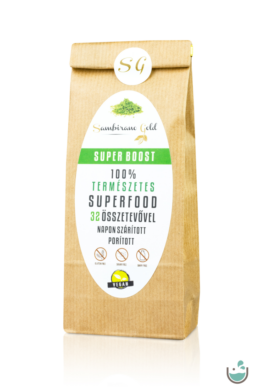 Sambirano Gold super boost – Superfood porkeverék 100 g