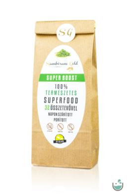 Sambirano Gold Super Boost – Superfood porkeverék 100 g