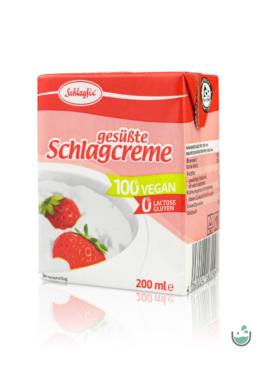 Schlagfix vegán habkrém 15% édesített (gluténmentes) 200 ml