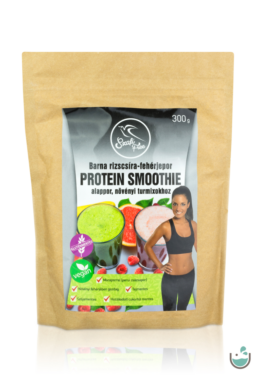 Szafi Free barna rizscsíra-fehérjepor protein smoothie alappor (gluténmentes, vegán) 300 g