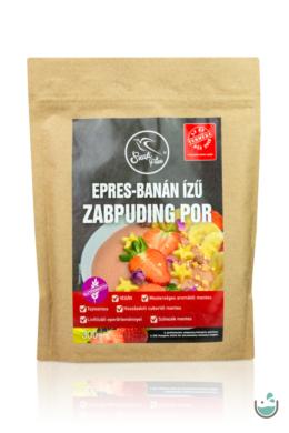 Szafi Free epres-banán ízű zabpuding por 300 g