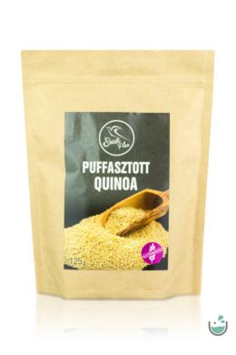 Szafi Free puffasztott quinoa 125 g