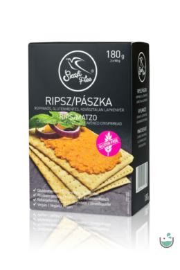 Szafi Free ripsz/pászka – gluténmentes lapkenyér 180 g