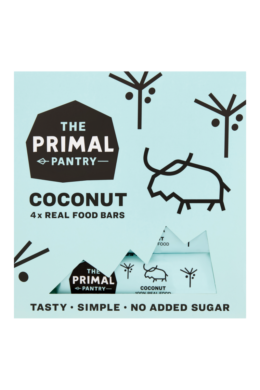 The Primal Pantry Kókuszos multipack (4x30g) – Natur Reform