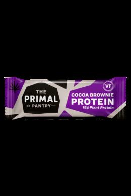 The Primal Pantry Kakaós brownie vegán protein szelet 55 g – Natur Reform