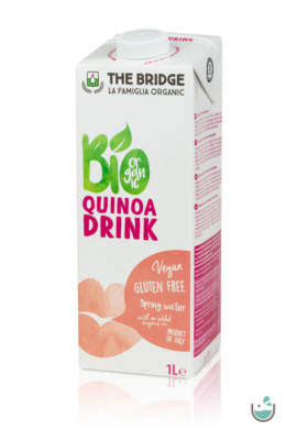 The Bridge bio quinoa és rizsital 1000 ml