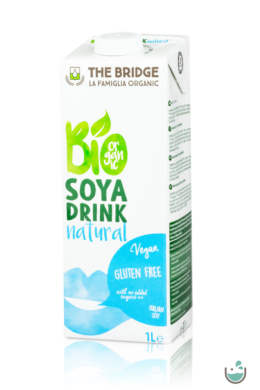 The Bridge bio szójaital 1000 ml