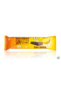 Torras narancsos étcsokoládé hozzáadott cukor nélkül (gluténmentes) 35 g
