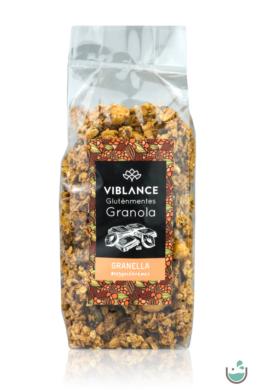 Viblance granella - mogyorókrémes granola 250/500 g