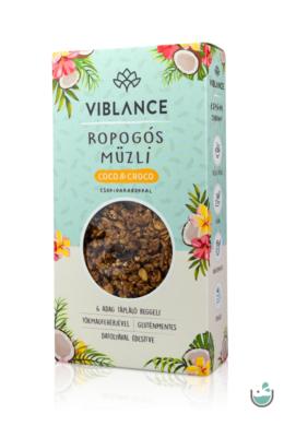 Viblance ropogós müzli kókusz & csokoládé 300 g