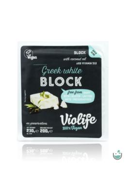 Violife görög fehér növényi sajt tömb 200 g