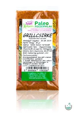 Szafi Reform paleo grillcsirke fűszerkeverék 30 g