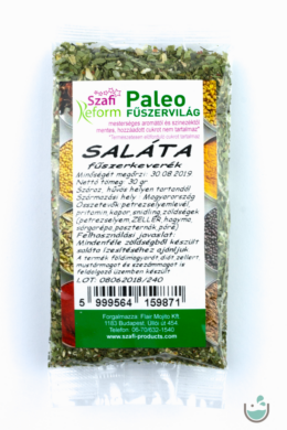 Szafi Reform paleo saláta fűszerkeverék 30 g