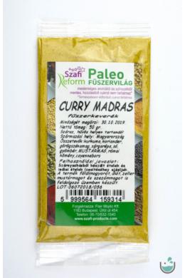 Szafi Reform paleo curry madras fűszerkeverék 50 g