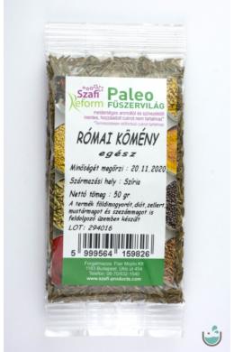 Szafi Reform paleo egész római kömény 50 g
