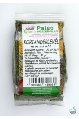 Szafi Reform paleo morzsolt korianderlevél 30 g